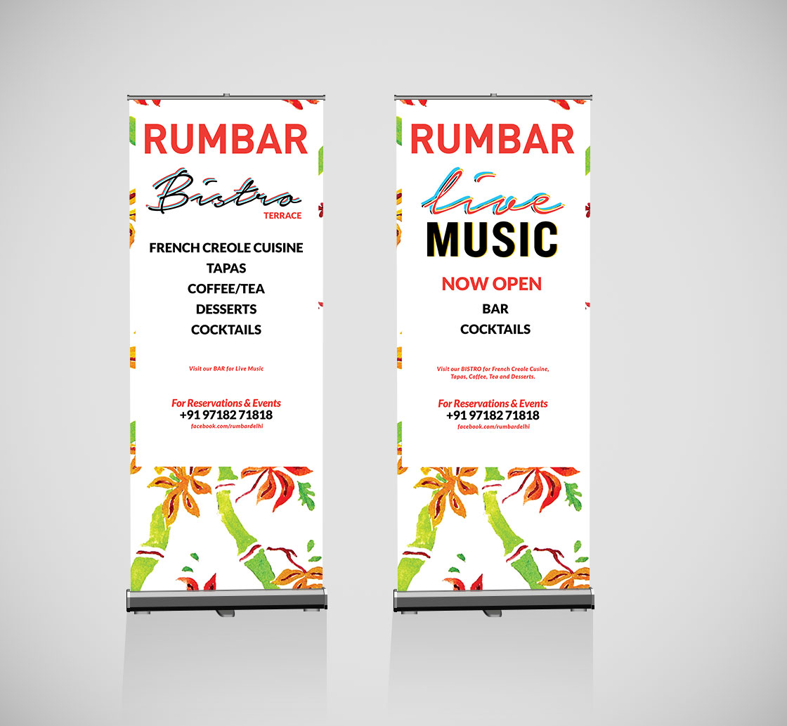 rumbar-standee