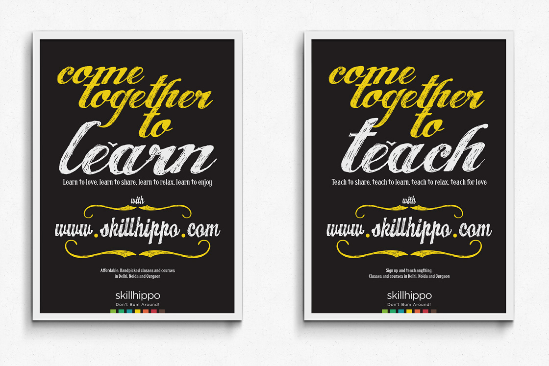 come-togethercampaign-posters