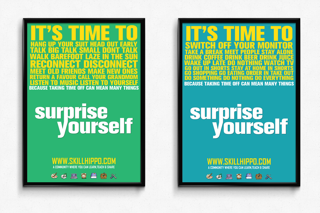 surpriseyourself-posters