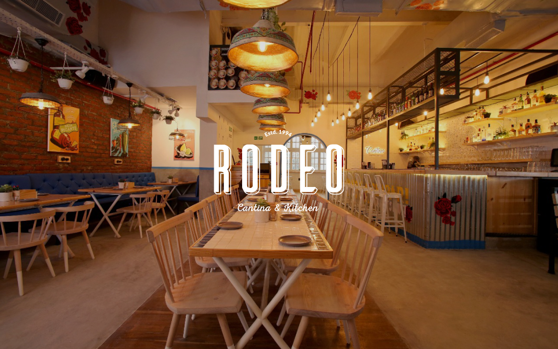 RODEO, Cantina & Kitchen