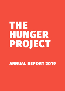 HUNGER PROJECT ANNUAL REPORT 2019
