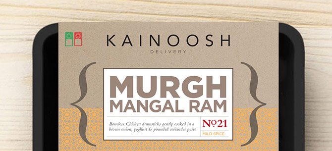 Kainoosh delivery
